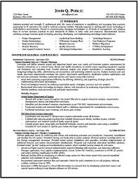 it manager resume sample the resume clinic