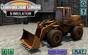 construction loader simulator android apps on google play