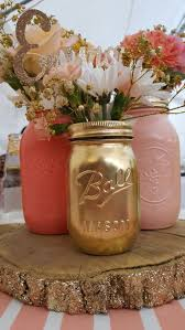 Baby Shower Centerpiece Ideas by Top 25 Best Coral Baby Shower Decorations Ideas On Pinterest