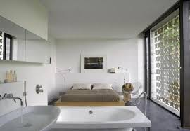 Bedroom And Bathroom Ideas Open Bedroom Bathroom Design Inspiring Goodly Open Plan Bedroom