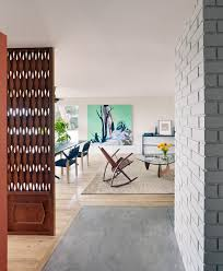 living room partition designs room partition ideas living room contemporary with white brick