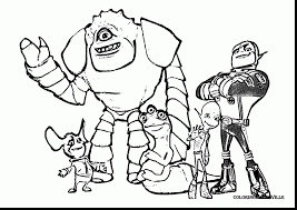 fantastic escape from planet earth coloring pages with earth