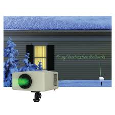 Outdoor Christmas Decorations At Home Depot Christmas Light Projectors U0026 Spotlights Outdoor Christmas