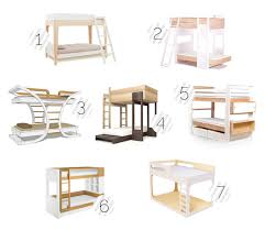 Modern Bunk Beds Smitten With Modern Bunk Beds Adventures In Pinksugarland