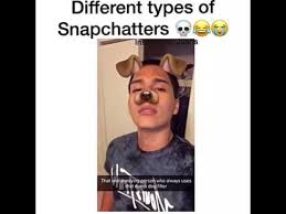 different type of snapchat people try not to laugh dank