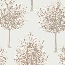bloomsbury cream forest glitter highlight wallpaper bloomsbury