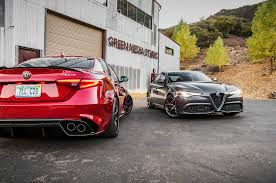 mileti industries alfa romeo giulia is the 2018 motor trend car