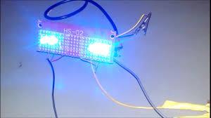 Led Blinking Circuit Diagram Led Blinking Flash Light With Diagram Youtube