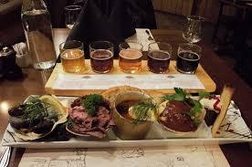 cuisine viking viking plank picture of aegir brewery pub flam tripadvisor