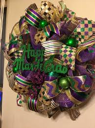 mardi gras deco mesh whimsical mardi gras wreath tuesday decor mardi gras deco