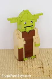 lego star wars yoda building instructions