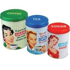 kitchen canisters ebay