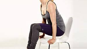 Exercise At Desk Job Yoga At Your Desk Health