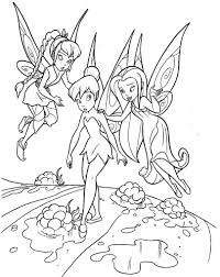 pixie hollow coloring pages aecost net aecost net