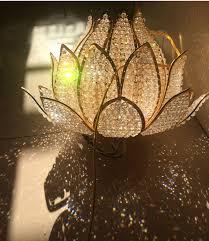 Lotus Chandelier Phube Lighting Lotus Chandelier Empire Gold