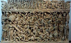 ancient roman sarcophagi wikipedia