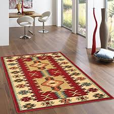 Outdoor Kilim Rug Rubber Backed 3 4 X 5 Turkish Kilim Design Area
