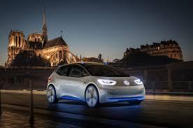 volkswagen i d concept previews autonomous features slated for