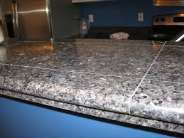 Aluminum Backsplash Kitchen Granite Countertop Dark Countertops With White Cabinets Espresso