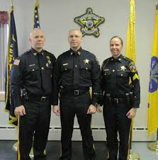 nj corrections officer sheriff announces promtions sussex county news