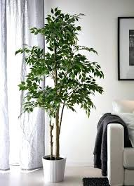 artificial trees home decor fully decorated y palm