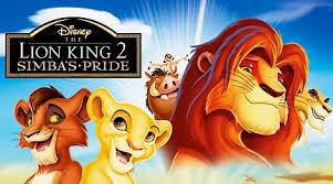 lion king lion king 2 simba u0027s pride