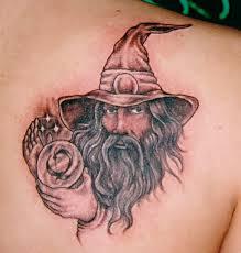 wizard tattoos best tattoo ideas