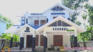 house plans new new house design kerala home design and floor plans minimalist new