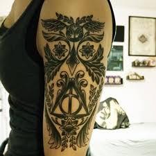 harry potter tattoo ideas popsugar tech