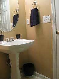 small windowless half bath decorating ideas small half bathroom