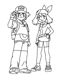 pokemon coloring pages misty inspiration pokemon coloring pages team rocket leri co