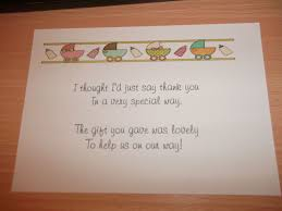 thank you cards for baby shower what to write gallery baby
