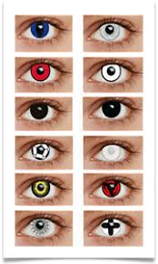 halloween contact lenses without prescription