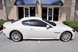 maserati gt white 2012 maserati granturismo s s automatic stock 5705 for sale near
