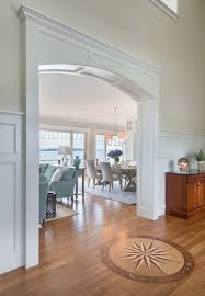 Best Foyer Images On Pinterest Stairs Molding Ideas And - Home molding design