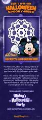 83 best disney fall activities and mickey u0027s not so scary halloween