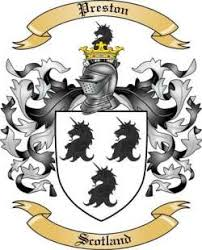 family crest from scotland peculiarities