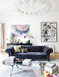 at home chesterfield sofa home trend the chesterfield sofa erika brechtel