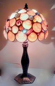 Seashell Light Fixtures Seashell L Cool Seashell Project Ideas Http Hative Cool