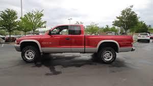 Dodge Dakota Truck Box - 1998 dodge dakota slt red ws529180 everett snohomish youtube