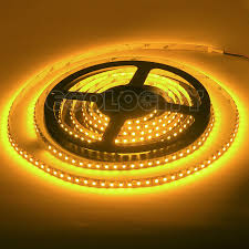 Ul Listed Ribbon Star Max Led Light Strip Amber 118 3 Meters
