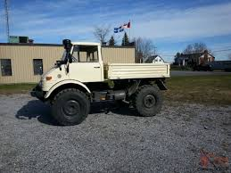 mercedes unimog for sale usa other unimog 406 diesel single cab