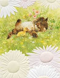 pumpernickel greeting cards 62 best cat cards misc images on cat cards vintage