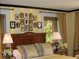 interior incredible painting of wall bedroom design ideas with