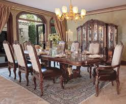 Michael Amini Dining Room Furniture Modern Dining Sets Tables With Chairs And Benches