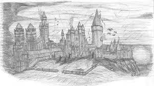 the battle of hogwarts by rlwmayor on deviantart