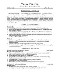 Resume Sample For Assistant Manager by 28 Best Executive Assistant Resume Examples Images On Pinterest
