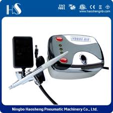 professional airbrush makeup system china pistion type dc 12v nail professional airbrush makeup