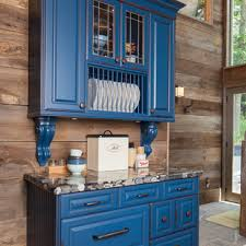 blue kitchen cabinets toronto 75 beautiful blue kitchen with distressed cabinets pictures