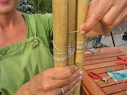 how to make a bamboo trellis how tos diy